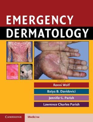 Emergency Dermatology (Hardback)