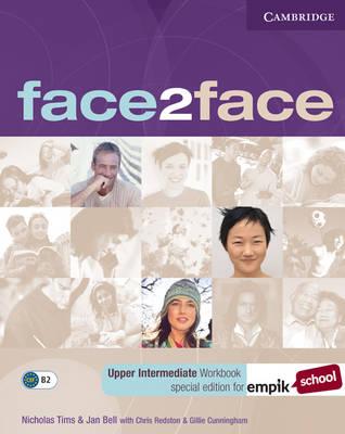 Face2face Upper Intermediate Workbook with Key EMPIK Polish Edition (Paperback)