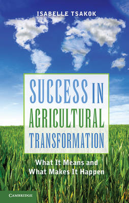 Success in Agricultural Transformation: What  It Means and What Makes It Happen (Paperback)