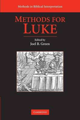 Methods for Luke - Methods in Biblical Interpretation (Paperback)