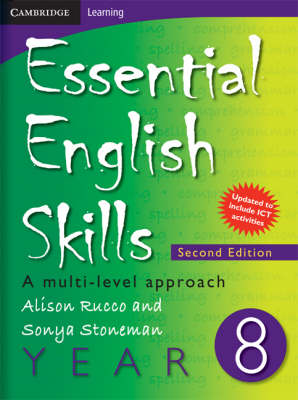 Essential English Skills Year 8: A Multi-level Approach (Paperback)