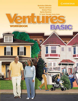 Ventures Basic Workbook - Ventures (Paperback)