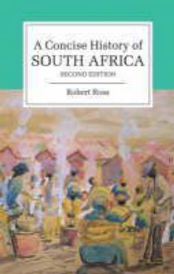 A Concise History of South Africa - Cambridge Concise Histories (Paperback)