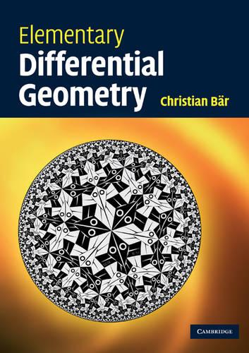 Elementary Differential Geometry (Paperback)