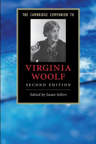 The Cambridge Companion to Virginia Woolf - Cambridge Companions to Literature (Paperback)