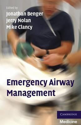 Emergency Airway Management (Paperback)