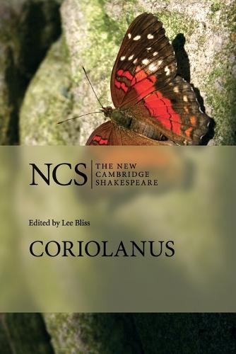 The New Cambridge Shakespeare: Coriolanus (Paperback)