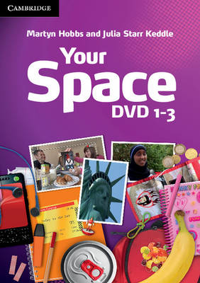 Your Space Levels 1-3 DVD (DVD video)