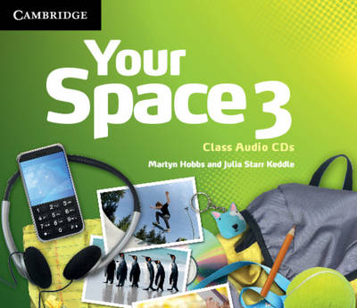 Your Space Level 3 Class Audio CDs (3) (CD-Audio)