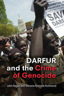 Darfur and the Crime of Genocide - Cambridge Studies in Law and Society (Paperback)