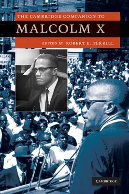 The Cambridge Companion to Malcolm X - Cambridge Companions to American Studies (Paperback)
