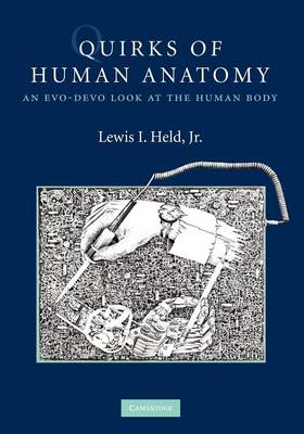 Quirks of Human Anatomy: An Evo-Devo Look at the Human Body (Paperback)