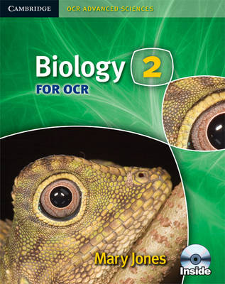 Biology 2 for OCR Student Book with CD-ROM - Cambridge OCR Advanced Sciences