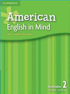 American English in Mind Level 2 Testmaker Audio CD and CD-ROM