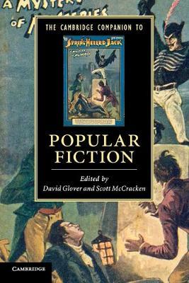 The Cambridge Companion to Popular Fiction - Cambridge Companions to Literature (Paperback)