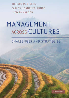 Management Across Cultures: Challenges and Strategies (Paperback)
