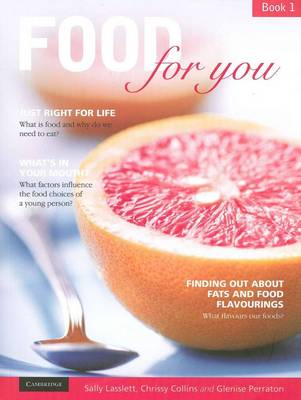 Food for You Book 1 with CD-ROM