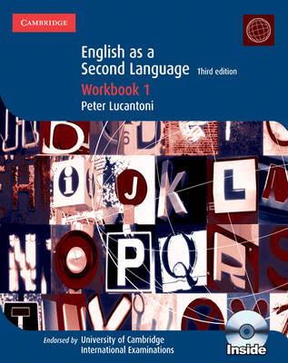 Cambridge English as a Second Language Workbook 1 with Audio CD - Cambridge International IGCSE
