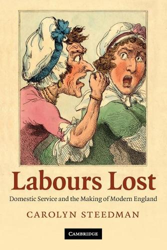 Labours Lost: Domestic Service and the Making of Modern England (Paperback)