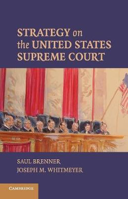 Strategy on the United States Supreme Court (Paperback)