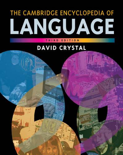 The Cambridge Encyclopedia of Language (Paperback)