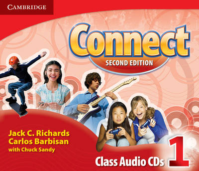 Connect Level 1 Class Audio CDs (2) (CD-Audio)
