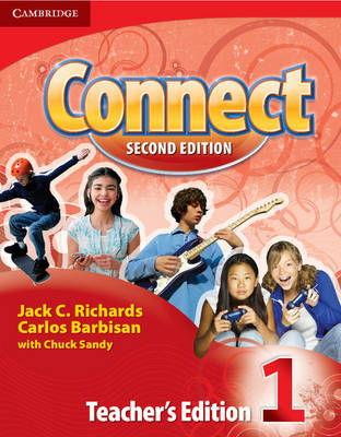 Connect Level 1 Teacher's edition (Paperback)