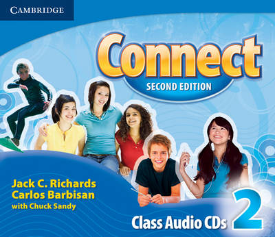 Connect Level 2 Class Audio CDs (2) (CD-Audio)