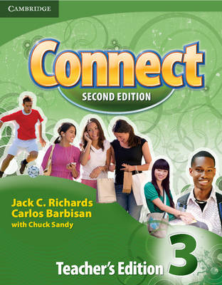 Connect Level 3 Teacher's edition (Paperback)