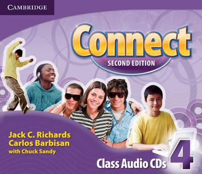 Connect Level 4 Class Audio CDs (3) (CD-Audio)