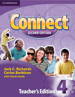 Connect Level 4 Teacher's edition (Paperback)