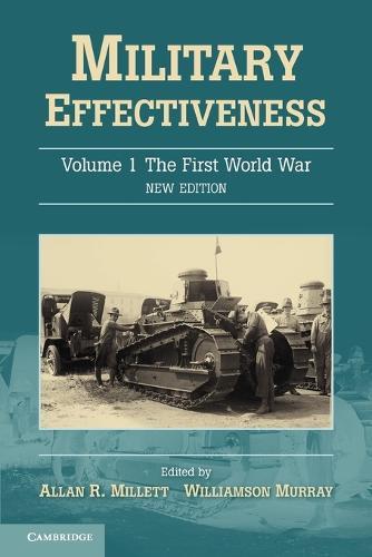 Military Effectiveness - Military Effectiveness 3 Volume Set (Paperback)