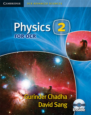Physics 2 for OCR Secondary Student Book with CD-ROM - Cambridge OCR Advanced Sciences
