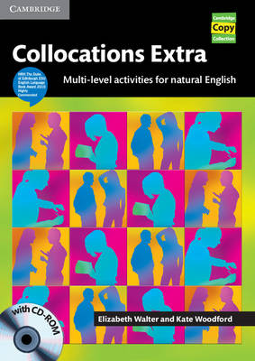 Collocations Extra Book with CD-ROM: Multi-level Activities for Natural English - Cambridge Copy Collection
