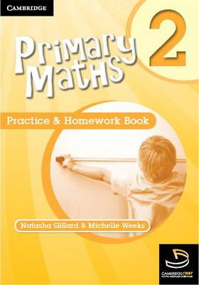 Primary Maths Practice and Homework Book 2 (Paperback)