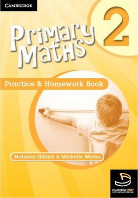 Primary Maths Practice and Homework Book 2 - Cambridge Primary Maths Australia (Paperback)