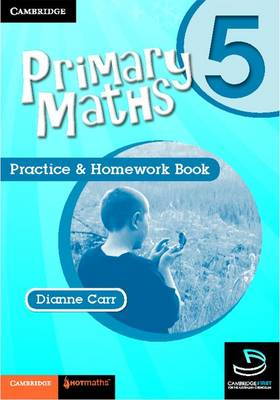 Primary Maths Practice and Homework Book 5 - Cambridge Primary Maths Australia (Paperback)