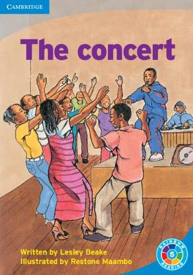 The Concert: What's the Plot? - Rainbow Reading What's the Plot? (Paperback)