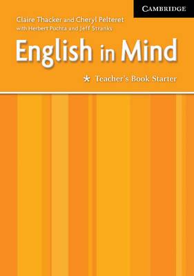English in Mind Starter Teacher's Book (Paperback)