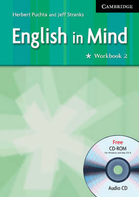 English in Mind 2 Workbook with Audio CD/CD ROM