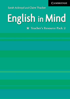 English in Mind 2 Teacher's Resource Pack (Spiral bound)