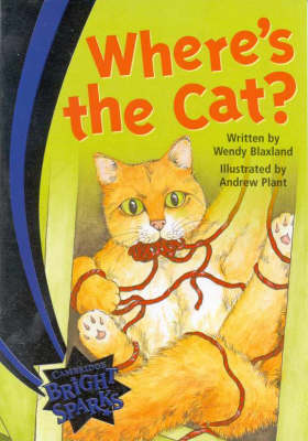 Bright Sparks: Where's the Cat?: Emergent - Bright Sparks (Paperback)