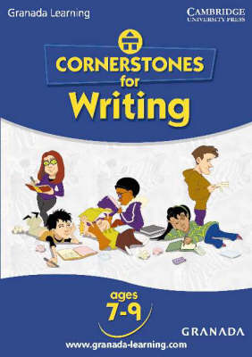 Cornerstones for Writing Ages 7-9 Interactive CD-ROM Single User Version - Cornerstones (CD-ROM)