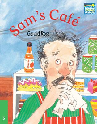 Sam's Cafe ELT Edition - Cambridge Storybooks (Paperback)