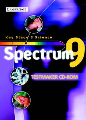 Spectrum Key Stage 3 Science: Spectrum Year 9 Testmaker Assessment CD-ROM (CD-ROM)