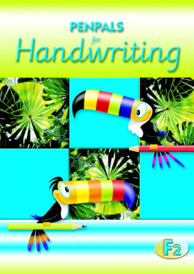 Penpals for Handwriting Foundation 2 Big Book - Penpals for Handwriting (Big book)