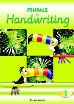 Penpals for Handwriting Year 1 Big Book - Penpals for Handwriting (Big book)