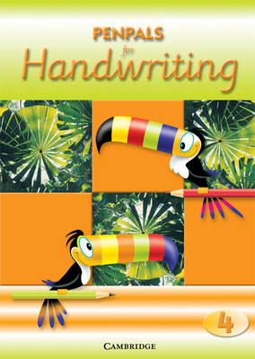 Penpals for Handwriting Year 4 Big Book - Penpals for Handwriting (Big book)