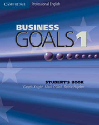 Business Goals 1 Student's Book (Paperback)