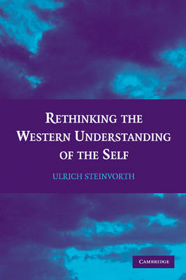 Rethinking the Western Understanding of the Self (Paperback)